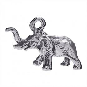 ELEPHANT SILVER PENDANT SS863