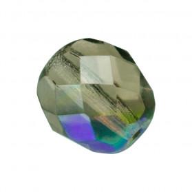 BOLA FACETADA BLACK DIAMOND AB Nº 4001