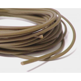 BROWN COLOR SOLID RUBBER 3MM