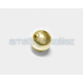 BOLA METAL LISA 24MM BRONCE ANTIGUO