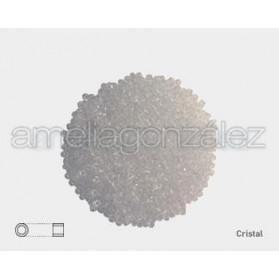 DELICA MIYUKI 11-0  N.141 CRISTAL TRANSPARENTE (100 GR)