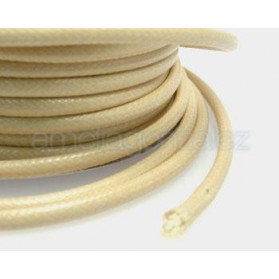 CORDON ENCERADO 3MM -30 MT 024 BEIGE -CARRETE