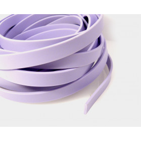 LILAC COLOR FLAT RUBBER