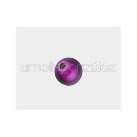 BOLA MIRACLE 4 MM N. 50 FUCSIA (ID 1MM)