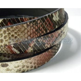 STRIP SNAKE PATTERN WITH SCALES 15XMM
