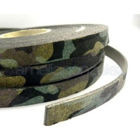 STRIP LEATHER CAMOUFLAGE 10X2