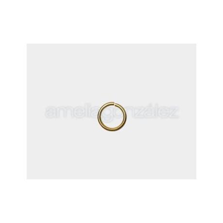 ANILLAS 7 MM ALUMINIO - 200PCS