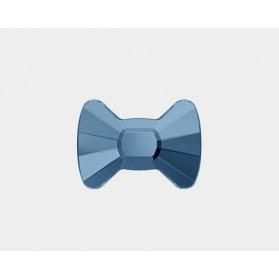 LAZO PLANO 12X8,5MM-12PCS 266 DENIM BLUE SWAROVSKI