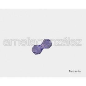 MODULAR BEAD 11X6-18PCS 539 TANZANITA SWAROVSKI