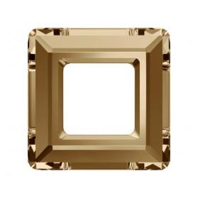VENTANA 20MM-4PCS 001 GOLDEN SHADOW SWAROVSKI