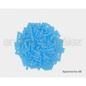 ROCALLA MATSUNO ESPIRAL 6MM N.17F AB AGUAMARINA (100 GR)