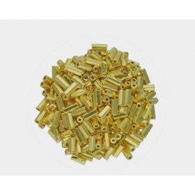 ROCALLA MAT PRISMA 4,5MM METAL BRILL ORO (100 GR)