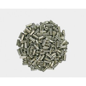 ROCALLA MATS N. 574 PRISMA 4,5MM METAL BRILL PLATA (100 GR)