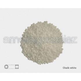 DELICA MIYUKI 11-0 N.200 WHITE ALBASTER (100GR)