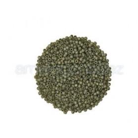 DELICA MIYUKI 11-0 N.321 PLATA MATE (100 GR)
