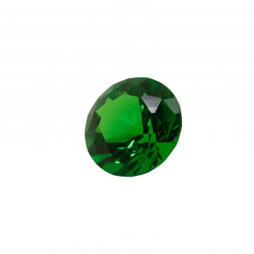 HARD MASS EMERALD ROUND CUT