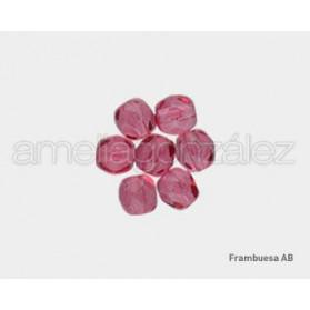 BOLA FACETADA FRAMBUESA AB Nº 45490