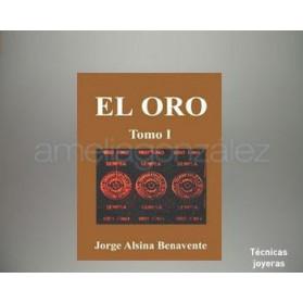 """LIBRO """" EL ORO I """""""