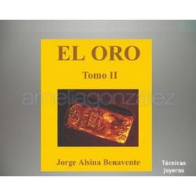 """LIBRO """" EL ORO II """""""
