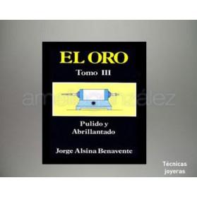 """LIBRO """" EL ORO III """""""