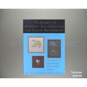 "LIBRO ""JEWELLERY DESIGN & COLOUR RENDERING"""