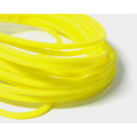 YELLOW COLOR SOLID RUBBER