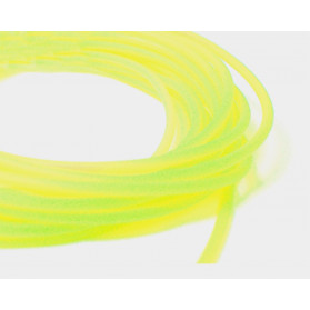 FLUO YELLOW SOLID RUBBER 2MM