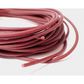 BURGUNDY COLOR SOLID RUBBER