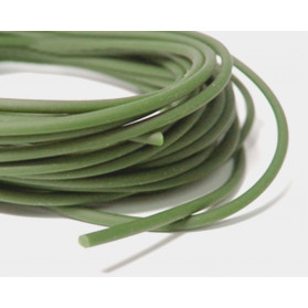OLIVE GREEN SOLID RUBBER