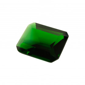 HARD MASS EMERALD SYNTHETIC EMERALD CUT