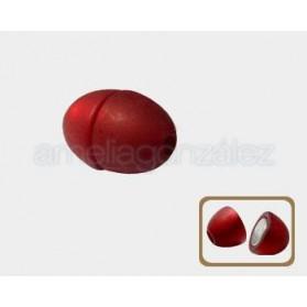 Cierre Magnético rojo para cordón