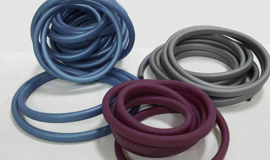 Regaliz Rubber cord