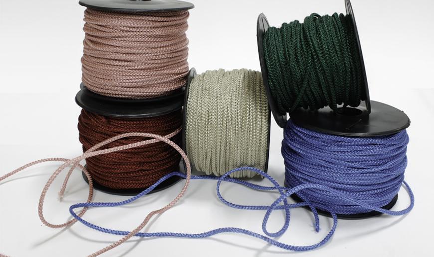 Coton and rayon cord