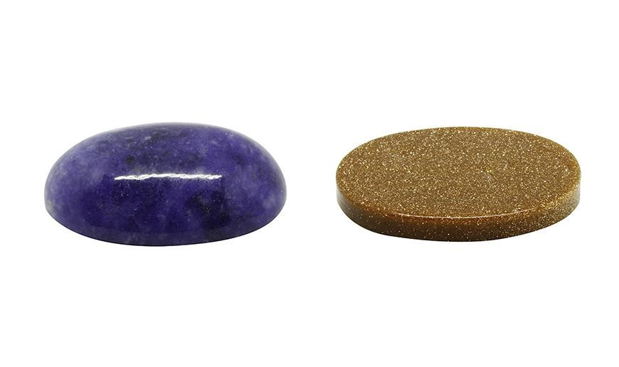 CABOCHON AND FLAT OVAL STONES