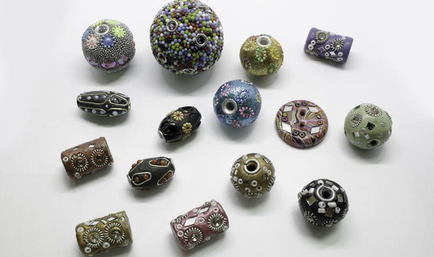 Indian Ceramic beads