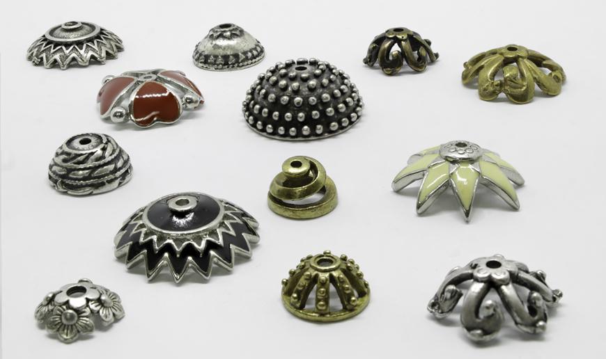 Metal caps
