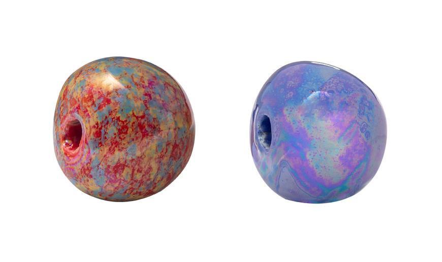 Bolas de cerámica