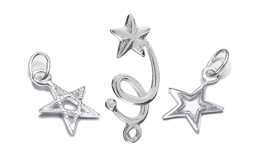 Colgante Plata Estrella