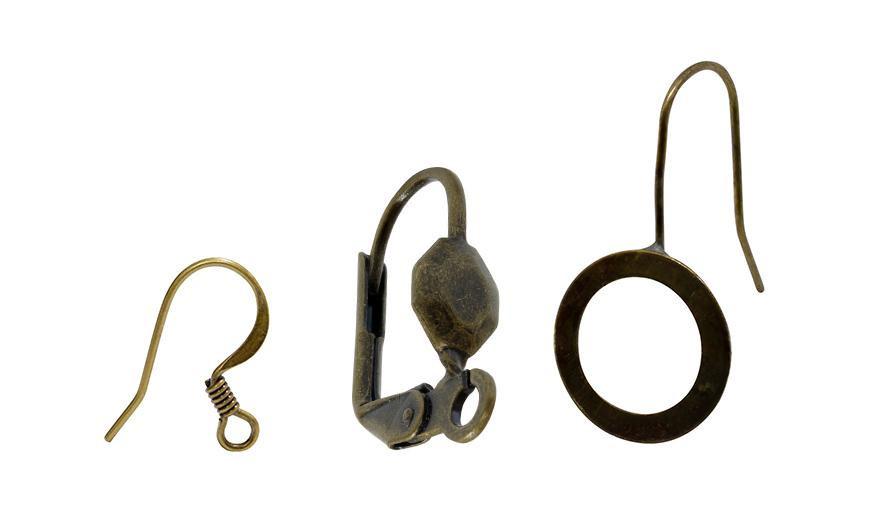 Pendientes Gancho Metal